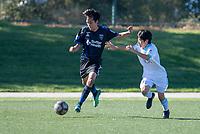 Earthquakes Boys Academy U15 vs. Seattle Sounders, September 23, 2018