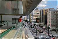 Predio do Instituto Moreira Salles, IMS, Sao Paulo. 2018. Foto de Juca Martins.