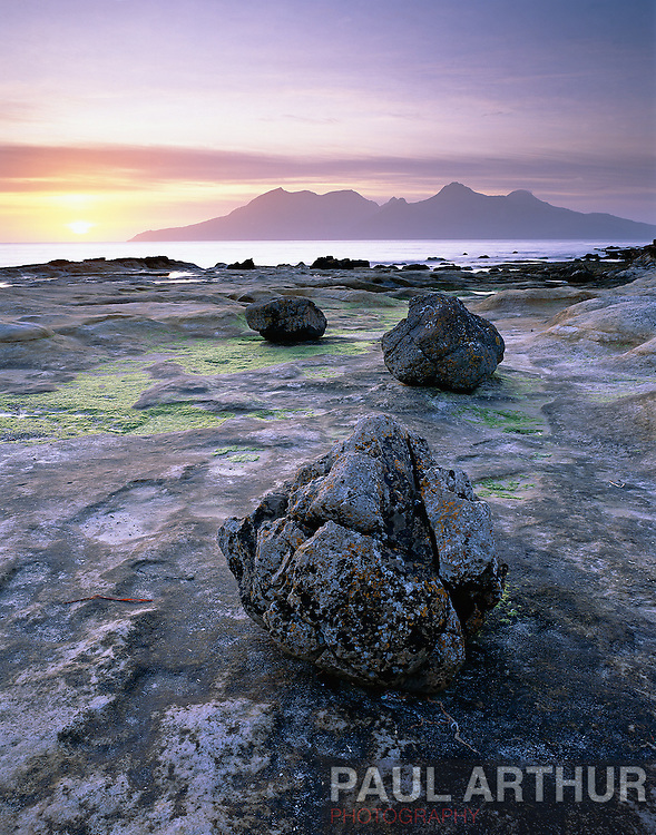 The Angry Place, Isle of Eigg