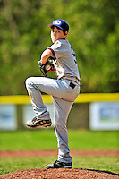 7 May 2011: The Burlington American Expos in Little League action against the Burlington American Athletics at Calahan Park in Burlington, Vermont. The Athletics defeated the Expos for their 3rd consecutive win of the season. Mandatory Credit: Ed Wolfstein Photo