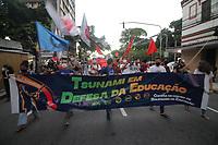 20/05/2021 - PROTESTO CONTRA OS CORTES NA EDUCAÇÃO EM RECIFE
