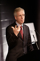 Stephane Dion<br /> , Leader of the Liberal Party of Canada<br /> speak about the environment and Canada's future at <br /> COLLOQUE 2007 - Batissons l'avenir. February 3rd 2007 in Montreal.