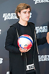 "Atletico de Madrid's Antoine Griezmann during the presentation of the film ""Fast & Furious 8"" at Hotel Villa Magna in Madrid, April 06, 2017. Spain.<br /> (ALTERPHOTOS/BorjaB.Hojas)"