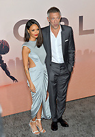 """LOS ANGELES, CA: 05, 2020: Thandie Newton & Vincent Cassel at the season 3 premiere of HBO's """"Westworld"""" at the TCL Chinese Theatre.<br /> Picture: Paul Smith/Featureflash"""