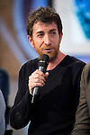 "Pablo Motos during the presentation of the new TV program to Movistar+,  "" Likes "" at 7 y accion studios in Madrid. January 27, 2016.<br /> (ALTERPHOTOS/BorjaB.Hojas)"