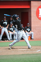 University of Cincinnati Bearcats infielder Colin Hawk (2) during a game against the Rutgers University Scarlet Knights at Bainton Field on April 19, 2014 in Piscataway, New Jersey. Rutgers defeated Cincinnati 4-1.  (Tomasso DeRosa/ Four Seam Images)