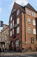 Polizeirevier Davidwache (Davidswache)  in Hamburg St.Pauli, Deutschland