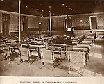 Southern School of Photography in McMinnville, TN.  1904-1928.  Auditorium.