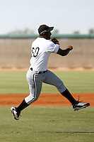 Juan Silverio - Chicago White Sox 2009 Instructional League. .Photo by:  Bill Mitchell/Four Seam Images..