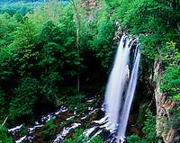Falling Spring Falls George Washington National Forest Virginia