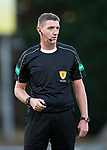 St Johnstone v Falkirk…24.07.18…  McDiarmid Park    Betfred Cup<br />Referee Craig Thomson<br />Picture by Graeme Hart. <br />Copyright Perthshire Picture Agency<br />Tel: 01738 623350  Mobile: 07990 594431