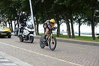 WIELERSPORT: LELYSTAD: 31-08-2021, Benelux Tour, Tijdrit, Mike Theunissen, ©foto Martin de Jong