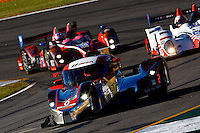 #0 DeltaWing of Andy Meyrick, Katherine Legge and Gabby Chaves, Petit Le Mans , Road Atlanta, Braselton, GA, October 2014.   (Photo by Brian Cleary/www.bcpix.com)