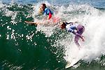Surfer Girls, U.S. Open 2011.  Photo by Alan Mahood