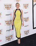Elizabeth Banks<br />  attends The Warner Bros. Pictures' L.A. Premiere of Magic Mike XXL held at The TCL Chinese Theatre  in Hollywood, California on June 25,2015                                                                               © 2015 Hollywood Press Agency