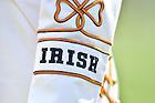 September 10, 2016; Drum major uniform detail (Photo by Matt Cashore)