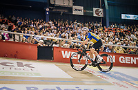 Mark Cavendish (GBR)<br /> <br /> zesdaagse Gent 2019 - 2019 Ghent 6 (BEL)<br /> day 2<br /> <br /> ©kramon