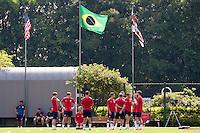 USMNT Training Sao Paulo, Friday January, 17, 2014