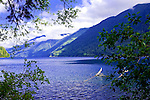 Lake Crescent is a deep gem set in the Northwest corner of Olympic National Park, Washington State. Olympic Peninsula