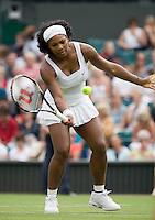 27-6-08, England, Wimbledon, Tennis, Serina Williams