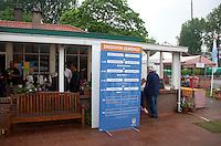 06-06-10, Tennis, Den Haag, Playoffs Eredivisie, scoreboard