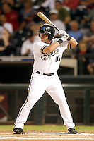 Caleb Gindl - Surprise Rafters - 2010 Arizona Fall League.Photo by:  Bill Mitchell/Four Seam Images..
