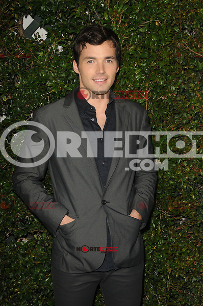 Ian Harding at the ABC Family West Coast Upfronts party at The Sayers Club on May 1, 2012 in Hollywood, California. © mpi35/MediaPunch Inc.