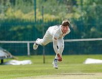 21st September 2021; Aigburth, Merseyside, England; County Championship Cricket, Lancashire versus Hampshire, Day 1; Jack Blatherwick of Lancashire