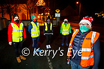 Awaiting the arrival of Santa in Causeway on Sunday. Front: Fiona Casey Back l to r: Regina Curtis, Michael Lenihan, Elaine Toomey and Trisha Donegan.
