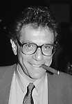 George Segal pictured in New York City in 1988.