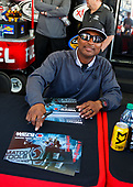 17-19 March 2017, Gainesville, Florida USA Antron Brown, Matco Tools, top fuel dragster, PitPass ©2017, Mark J. Rebilas