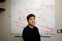 Economics Professor Wei Xiong, Princeton University