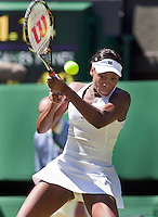 23-6-09, England, London, Wimbledon, Venus Williams