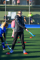 Stacey Michelsen. Vantage Black Sticks hockey community session prior to the upcoming Sentinel Homes Trans-Tasman Series at Twin Turfs in Palmerston North, New Zealand on Tuesday, 25 May 2021. Photo: Dave Lintott / lintottphoto.co.nz