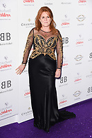 Sarah Ferguson<br /> arriving for Caudwell Butterfly Ball 2019 at the Grosvenor House Hotel, London<br /> <br /> ©Ash Knotek  D3508  13/06/2019