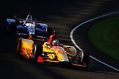 Verizon IndyCar Series<br /> Indianapolis 500 Practice<br /> Indianapolis Motor Speedway, Indianapolis, IN USA<br /> Monday 15 May 2017<br /> Ryan Hunter-Reay, Andretti Autosport Honda, Takuma Sato, Andretti Autosport Honda<br /> World Copyright: Phillip Abbott<br /> LAT Images<br /> ref: Digital Image abbott_indyP_0517_9470