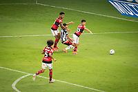 Belo Horizonte (MG) 07/07/21 - Atlético-MG-Flamengo - Hulk -Partida entre Atlético-MG e Flamengo , válida pela décima rodada do Campeonato Brasileiro no Estadio Mineirão em Belo Horizonte nesta quarta feira (07)