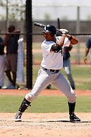 Johny Celis - Chicago White Sox - 2009 extended spring training.Photo by:  Bill Mitchell/Four Seam Images