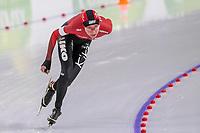 28th December 2020; Thialf Ice Stadium, Heerenveen, Netherlands; World Championship Speed Skating; 5000m ladies, Esmee Visser during the WKKT