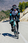Luka Mezgec (SLO) Team BikeExchange men's squad during their recent training camp in Calpe, Spain. 18th January 2021.<br /> Picture: Sara Cavallini/GreenEDGE Cycling | Cyclefile<br /> <br /> All photos usage must carry mandatory copyright credit (© Cyclefile | Sara Cavallini/GreenEDGE Cycling)