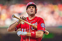 8 June 2013: Washington Nationals third baseman Ryan Zimmerman steps up to the plate during a game against the Minnesota Twins at Nationals Park in Washington, DC. The Twins edged out the Nationals 4-3 in 11 innings. Mandatory Credit: Ed Wolfstein Photo *** RAW (NEF) Image File Available ***