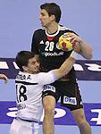 2013.01.15 Handball WC Alemania v Argentina