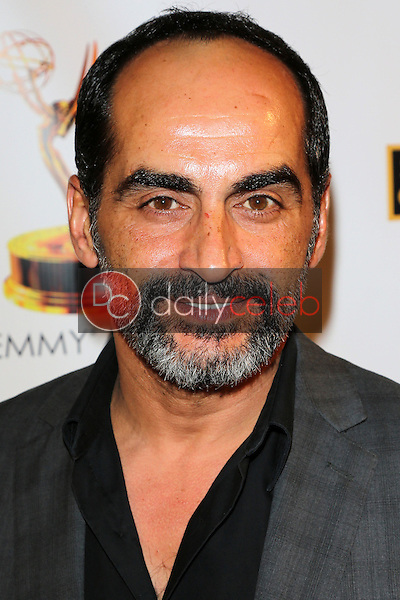Navid Negahban<br /> at the 65th Emmy Awards Nominee Celebration, Leonard H. Goldenson Theater, North Hollywood, CA 09-17-13<br /> David Edwards/Dailyceleb.com 818-249-4998