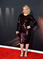 "LOS ANGELES, CA: 24, 2020: Elisabeth Moss at the premiere of ""The Invisible Man"" at the TCL Chinese Theatre.<br /> Picture: Paul Smith/Featureflash"
