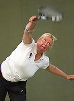 12-03-11, Tennis, Rotterdam, NOVK, Josephine van de Stroom