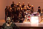 PORGY AND BESS..Mise en scene : ORLIN Robyn.Orchestre : New World Symphony America s Orchestral Academy.Decor : DE DARDEL Alexandre.Lumiere : HEWLETT Marion.Costumes : BERIOT Olivier.Avec :.SHORT Kevin:Porgy.MAHAJAN Indira:Bess.WASHINGTON Daniel:Crown.SIMPSON Angela Renee:Serena.MITCHELL Laquita:Clara.HYMAN Bonita:Maria.GREENE Eric:Jake.SMITH Jermaine:Spartin life.PACKER Chauncey:Mingo.LEE Calvin:Peter.COLEMAN Barron:Robbins.BROWN JR Uzee:Frazier..Lieu : Opera Comique.Ville : Paris.Le : 30 05 2008.© Laurent PAILLIER / www.photosdedanse.com.All rights reserved