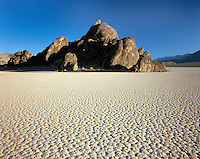 """The """"RACE TRACK"""" - DEATH VALLEY, CALIFORNIA"""