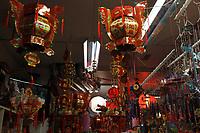Celebration du nouvel an chinois (annee du cheval), au Quartier chinois de Montreal,<br /> 29 Janvier 2014.