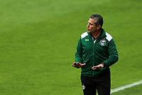 4th October 2020; Couto Pereira Stadium, Curitiba, Parana, Brazil; Brazilian Series A, Coritiba versus Sao Paulo; Coritiba manager Jorginho