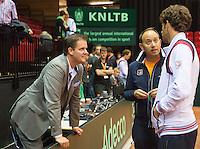 15-sept.-2013,Netherlands, Groningen,  Martini Plaza, Tennis, DavisCup Netherlands-Austria, ,   <br /> Photo: Henk Koster